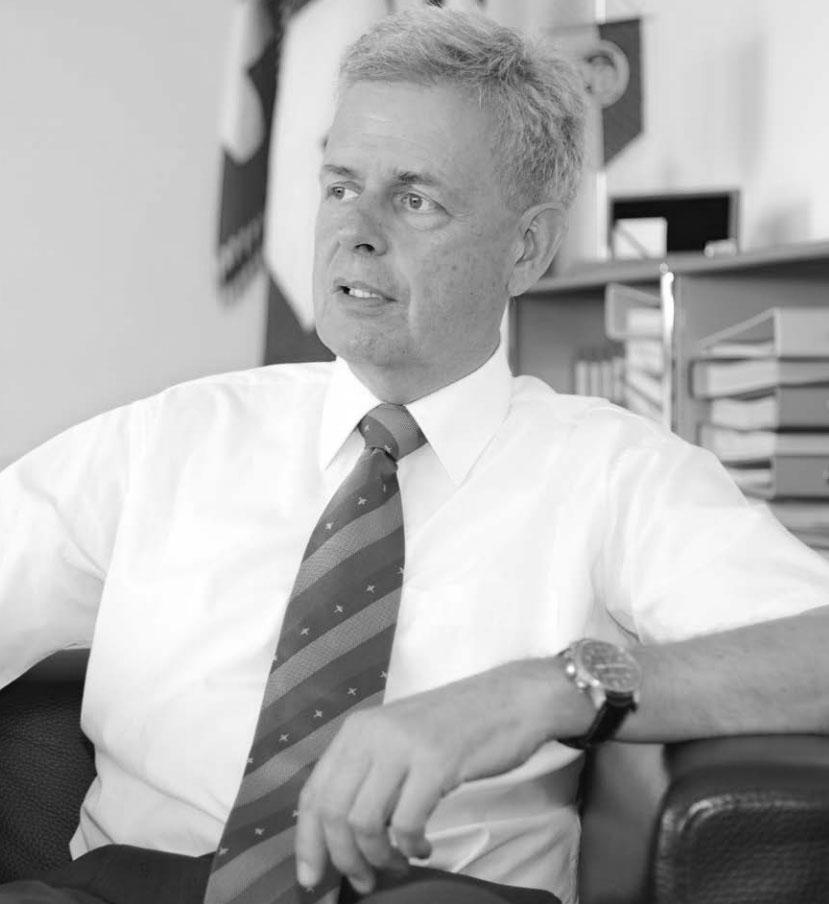 Transparenzgesetz nicht im Griff: Rüstungschef Martin Sonderegger. (Foto: Armasuisse)