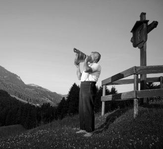 Là où l'on se connaît bien, la résistance à la consultation de documents est grande : sérénité alpestre à Appenzell Rhodes Intérieures. (Photo : RDB/Ex-Press/Daniel Ammann)