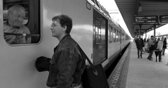 Quelles compagnies de chemin de fer grillent des signaux ou causent des perturbations en raison du mauvais entretien du matériel roulant? L'autorité de surveillance veut garder secrets les incidents survenus dans les transports publics. (Photo RDB/Ammann)