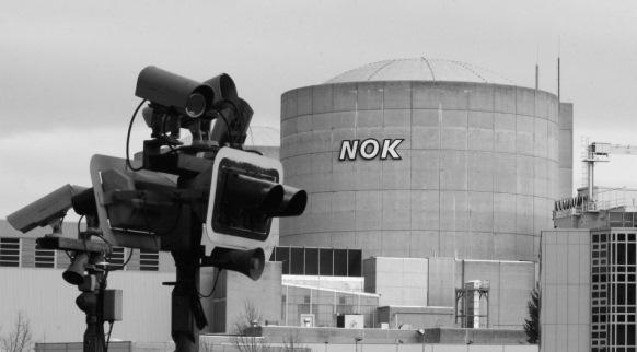 Des défauts dans le matériau de la cuve du réacteur de la centrale de Beznau? selon le tribunal, l'intérêt public est éminent.(Photo: RDB/Anton J. Geisser)
